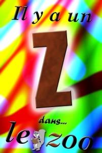 Il y a un Z dans le zoo