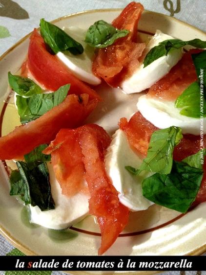 salade de tomates a la mozzarella copy
